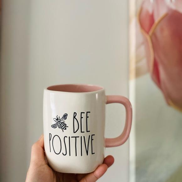 rae dunn bee positive